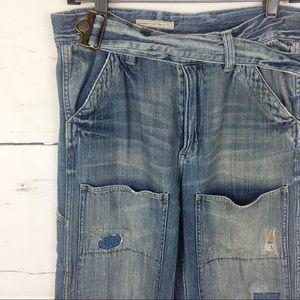 Ralph Lauren 90's Style Painter Jeans